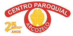 Centro Paroquial de Arcozelo Logo
